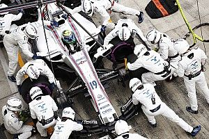 """La colonna di Massa: """"I guai non sono dipesi dalle novità aerodinamiche"""""""