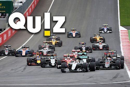 ¿Cuánto sabes de la historia del GP de Austria?