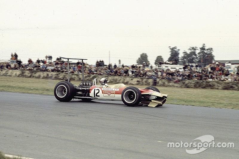Марио Андретти поддержал идею третьих машин в Ф1: он сам попал в чемпионат именно так
