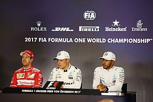 Austrian GP: Post-qualifying press conference