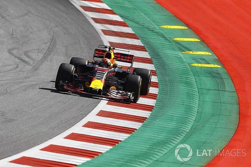Randsteine in Spielberg für F1-Autos ungeeignet, sagt Verstappen