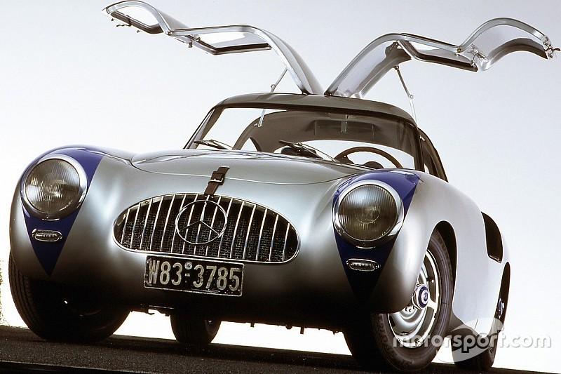Les plus belles Mercedes à Rétromobile