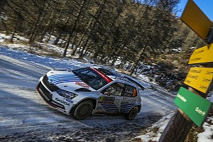 WRC Breaking news Mikkelsen would welcome full WRC2 season with Skoda
