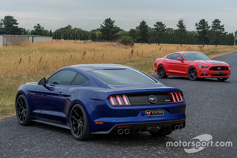 Prodrive and Mustang linked through Tickford