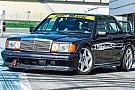 Autó Pályára viszi saját 190E Evo II modelljét a Mercedes