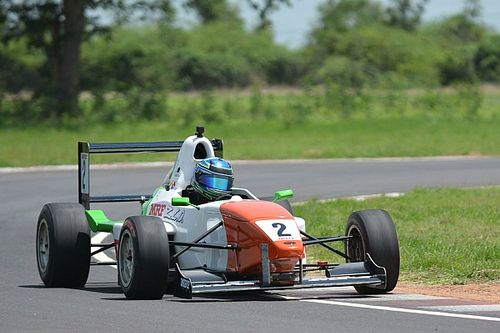 Chennai MRF F1600: Reddy signs off weekend with double win