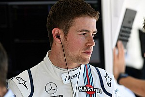 Formula 1 Breaking news Di Resta completes 'busy' Williams F1 test in Hungary