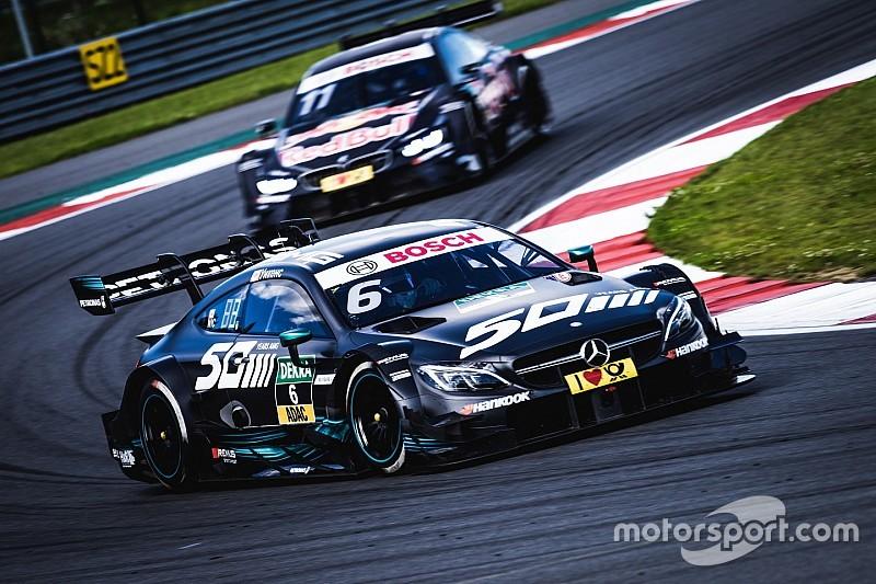Mercedes to quit DTM after 2018, confirms Formula E entry