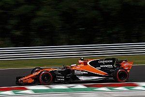Test de Hungría: Vandoorne supera a Leclerc por la mañana
