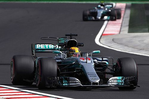 Hamilton e Bottas dizem que sexta não foi boa para Mercedes