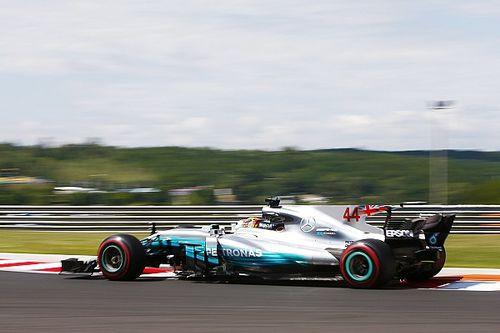 """Mercedes-duo eensgezind: """"Auto was vandaag niet goed genoeg"""""""