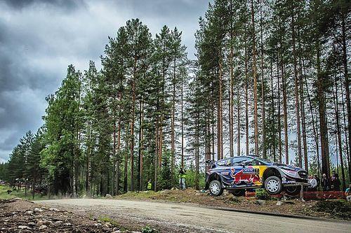 Ogier tampoco estará en el último día del Rally de Finlandia