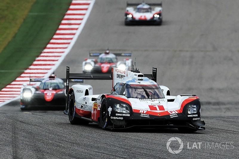 Austin, 4°Ora: la strategia sembra premiare le Porsche