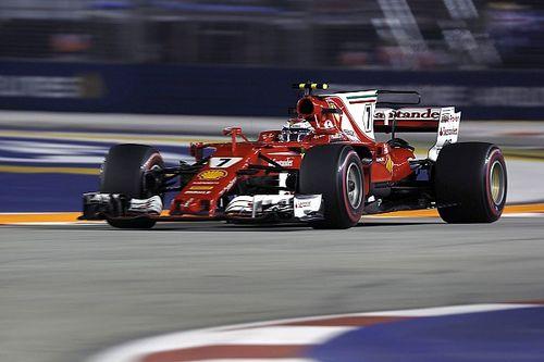 Ferrari-coureurs verklaren moeizame eerste dag in Singapore