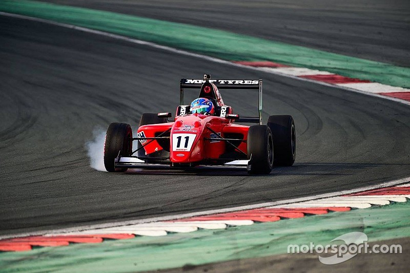 Dubai MRF Challenge: Drugovich fends off Mawson for maiden win