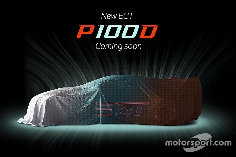 El Tesla Model S P100D será la base para el Electric GT 2017