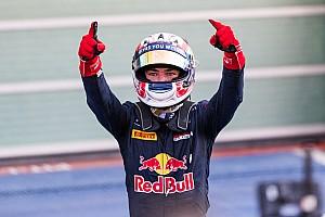 FIA F2 比赛报告 GP2阿布扎比冲刺赛:加斯利问鼎总冠军
