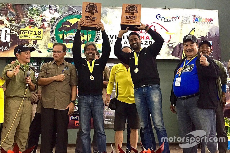 Virdi and Singh take RFC class win in Malaysia