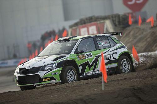 Il 2017 di Max Rendina si apre con il Rally di Monte-Carlo