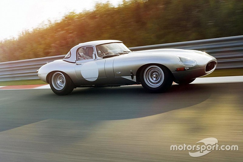 L'une des rares authenthiques Jaguar Type E Lightweight est en vente