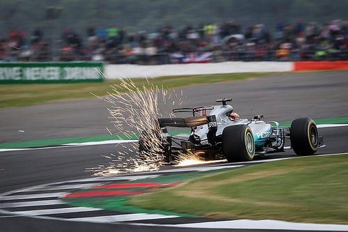 Hamilton: la FIA ha deciso di non punire il poleman della Mercedes