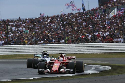 Bottas vs Vettel: a német nem adta magát olyan könnyen