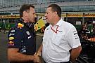 Horner, McLaren'ın Mercedes motoruna geçeceğini düşünmüyor