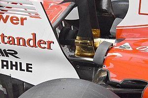 Ferrari: due convogliatori di flusso come sulla Mercedes!