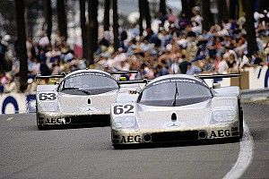 How Mercedes conquered Le Mans in 1989