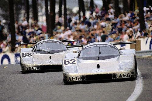 Le-Mans-Legenden: Sauber-Mercedes C9