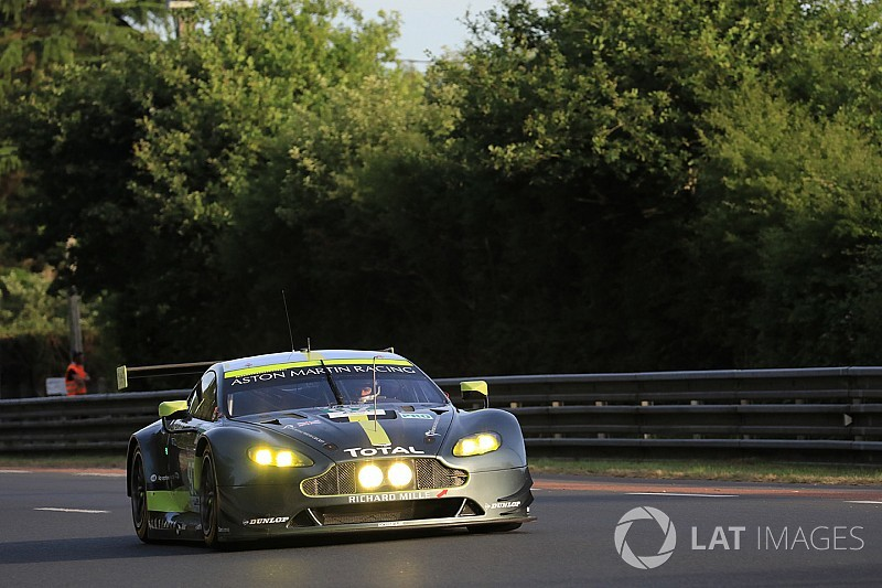 Aston Martin: Az utolsó kör egy tipikus most vagy soha szituáció volt