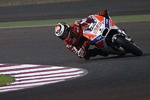 Lorenzo says hard tyre gains needed for Qatar victory bid