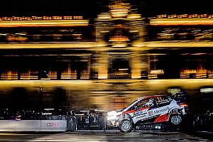 WRC Важливі новини Ралі Мексика: провал зі стартом