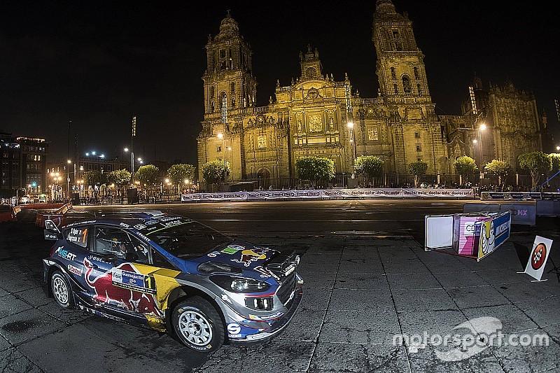 【WRC】トランプ大統領の影響でWRCメキシコ開催者が資金難に