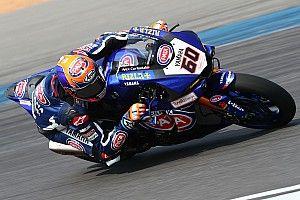 """Van der Mark tevreden: """"Kunnen iedereen behalve Kawasaki's goed volgen"""""""