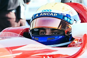 Indy Lights Testing report Urrutia, Cunha, Kirkwood top Mazda Road To Indy tests