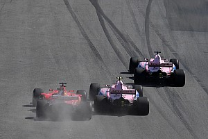 Formule 1 Réactions Pérez : Ocon
