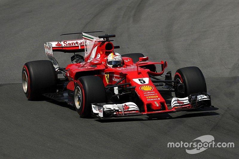 """""""Não foi o resultado que a equipe merecia"""", diz Vettel"""