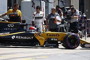 """Prost espère """"des relations apaisées et constructives"""" avec McLaren"""
