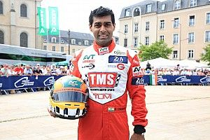 Gallery: Chandhok at 2017 Le Mans 24 Hours