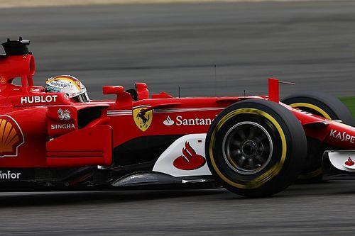 Para Vettel, chuva pode fazer GP da China ser imprevisível