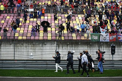 """F1 urged to create """"contingency plan"""" after practice cancellation"""