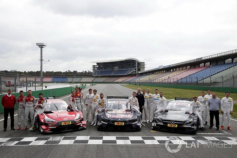 DTM 2018: Wie rijden er voor Audi en Mercedes?