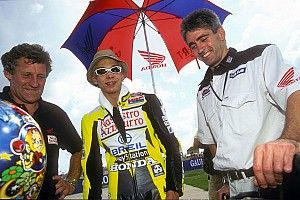 C'était un 19 mars : Rossi débute en catégorie reine
