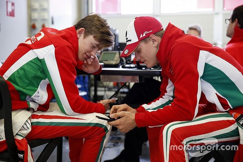 Alfa Romeo alineará a Mick Schumacher y Callum Ilott en el test de F1