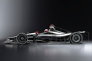 Further 2018 IndyCar renderings revealed