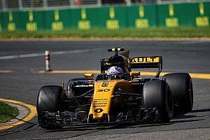 """Palmer atribui último lugar em treino a """"carro horrível"""""""