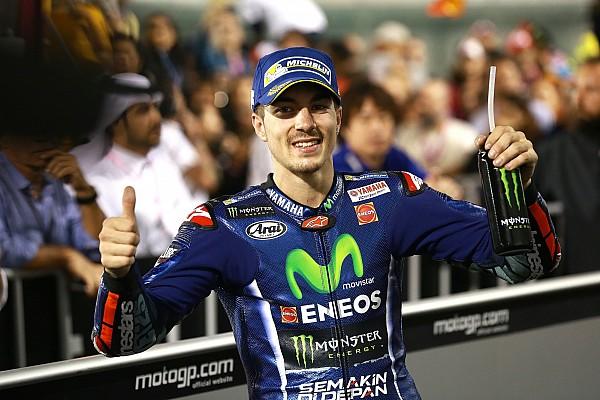 MotoGP Новость Виньялес о победе в Катаре: «Я сомневался, что смогу это сделать»