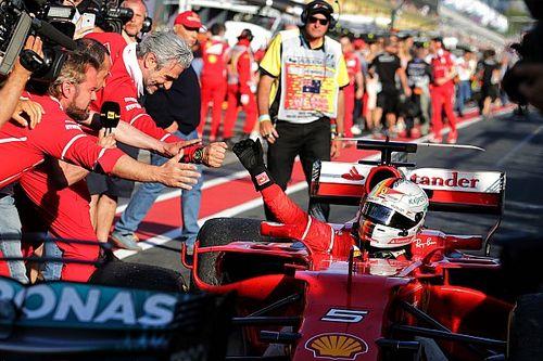 """Analisi: la """"Ferrari di tutti"""" è vincente grazie al cocktail tricolore"""