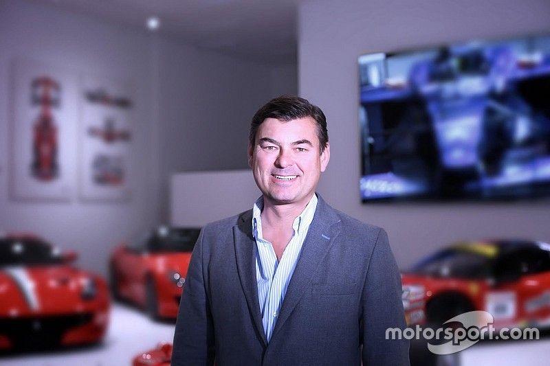 تعزيز الفريق التجاري لشبكة موتورسبورت بطاقم جديد